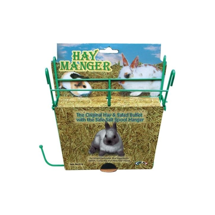 Superpet Small Animal Hay Manger 8