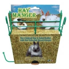 Small Animal Hay Manger 8