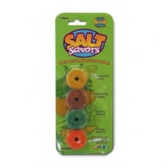 Small Animal Salt Savors - 4 Pack