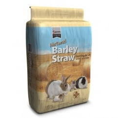 Supreme Natural Barley Straw 17ltr