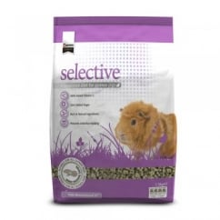 Supreme Science Selective Guinea Pig With Dandelion 1.5kg