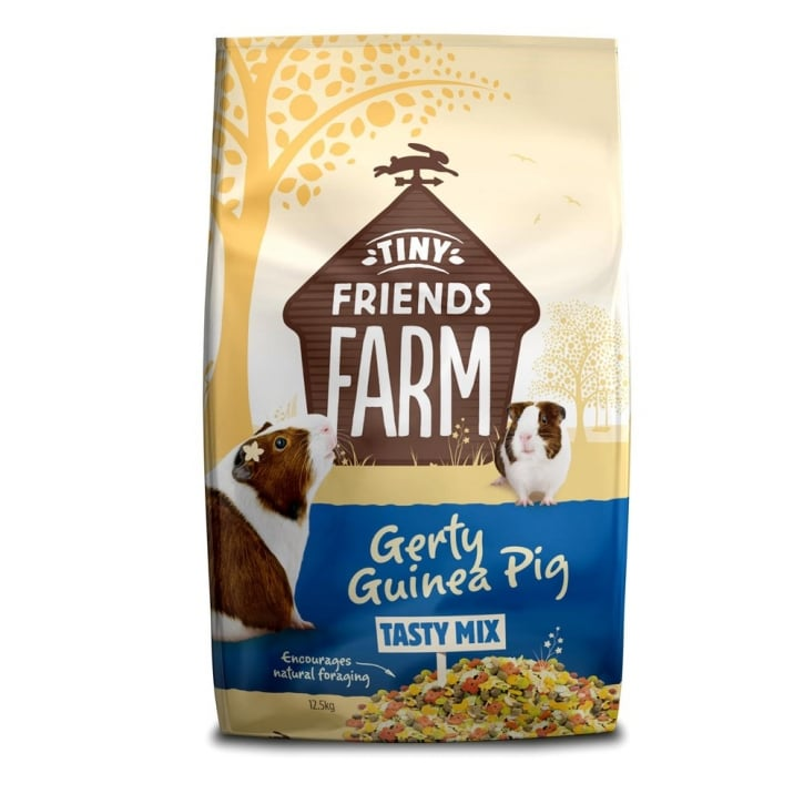 Supreme Tiny Friends Farm Gerty Guinea Pig Tasty Mix 12.5kg
