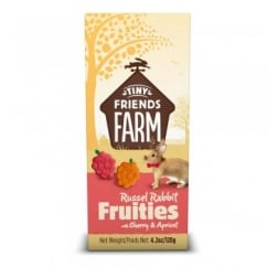 Tiny Friends Farm Russel Rabbit Fruities with Cherry & Apricot 120g