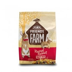 Supreme Tiny Friends Farm Russel Rabbit Tasty Mix Original 2.5kg
