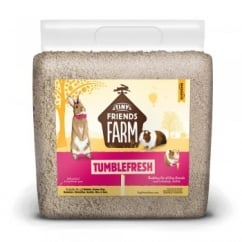 Tiny Friends Farm Tumblefresh premium pet bedding 8.5 litre