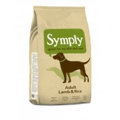 Adult Dog Food Lamb & Rice 2kg