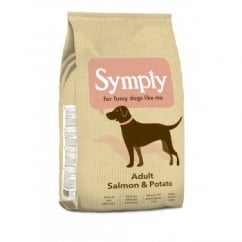 Adult Dog Food Salmon & Potato 12kg