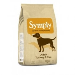Adult Dog Food Turkey & Rice 12kg