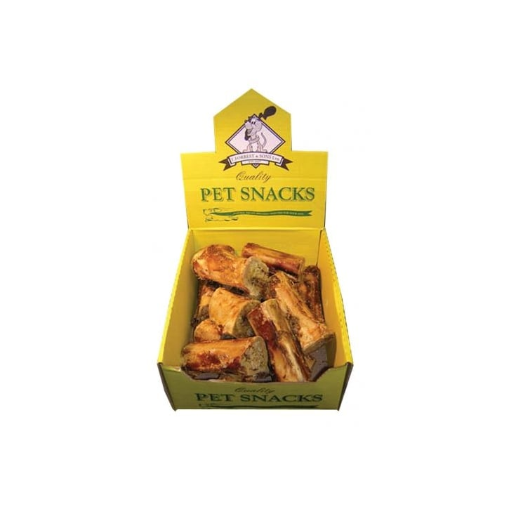 T Forrest Mini Roast Bone Junior Dog Treat - Box 15