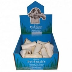 T Forrest Petsnack Filled Bone Chicken Dog Treat - Box 15