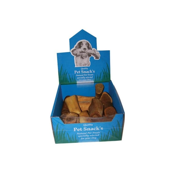 T Forrest Petsnack Filled Bone Meat Smoked Dog Treat Box 15