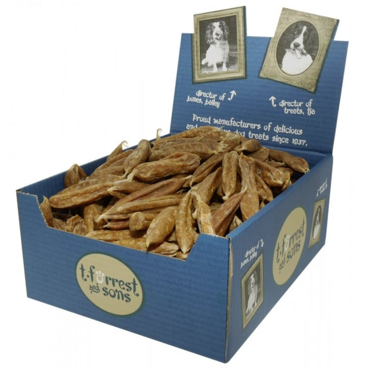T Forrest & Sons Dried Sausages 3kg Box