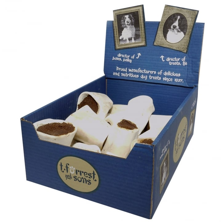 T Forrest & Sons Filled Meat Bone - Box 15