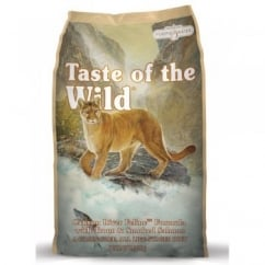 Taste of the Wild Adult Cat Food Rocky Mountain Trout & Smoked Salmon 6.8kg