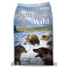 Taste of the Wild Adult Dog Food Pacific Stream Smoked Salmon 6.8kg