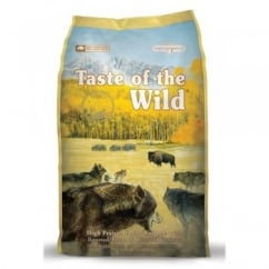 Taste of the Wild Adult Dog High Prairie Roast Venison & Bison 13.6kg