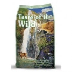 Taste of the Wild Cat Food Rocky Mountain Roast Venison & Smoked Salmon 6.8kg