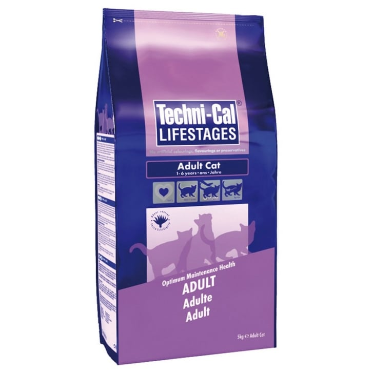 Techni-cal Lifestages Adult Cat Food Chicken 5kg
