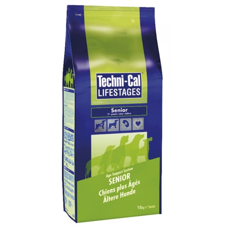 Techni-cal Lifestages Senior Dog Food 15kg