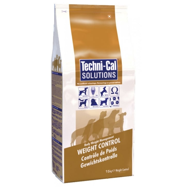 Techni-cal Solutions Weight Control Dog Food 15kg