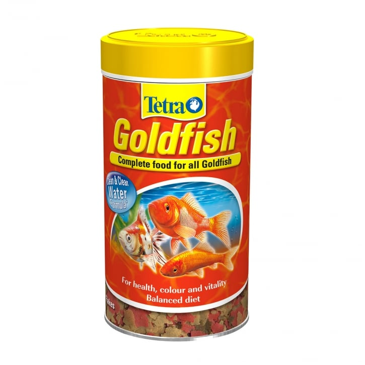 Tetra Goldfish Complete Fish Food 52g