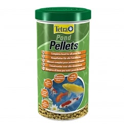 Tetra Pond Pellets Fish Food 240g