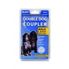Company of Animals Double Dog Coupler Lead - Size Large