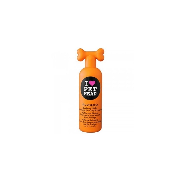 Company of Animals I Love Pet Head Furtastic Creme Rinse Shampoo for Dogs 475ml