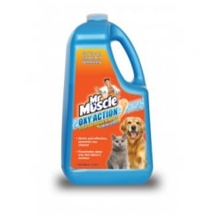 Mr Muscle Oxy Action Stain and Odour Remover Fresh Scent 3.75 Litre