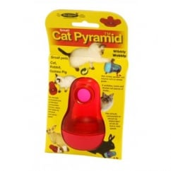Nina Ottosson Cat/Small Animal Pyramid Treat Toy
