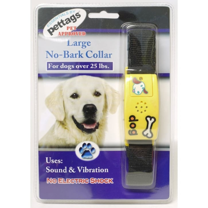 Company of Animals No Bark Dog Collar Large