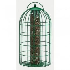 Squirrel & Predator Proof Original Peanut Feeder Green