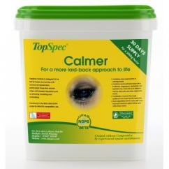 Top Spec Calmer Horse Supplement 3kg Tub