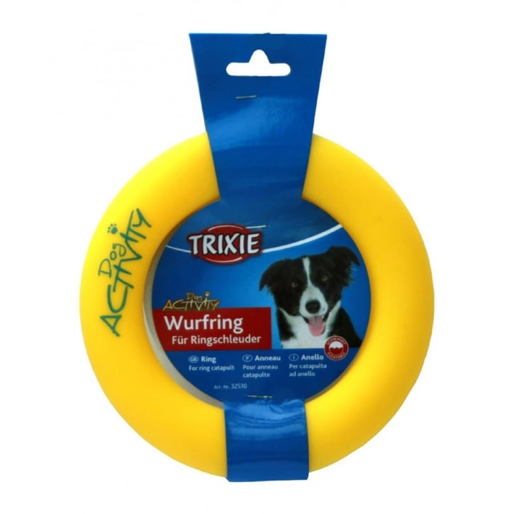 Trixie Spare ring for use with the ring zinger play toy 17cm