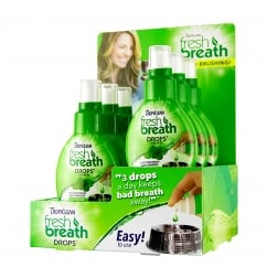 Fresh Breath Drops for Pets 52ml