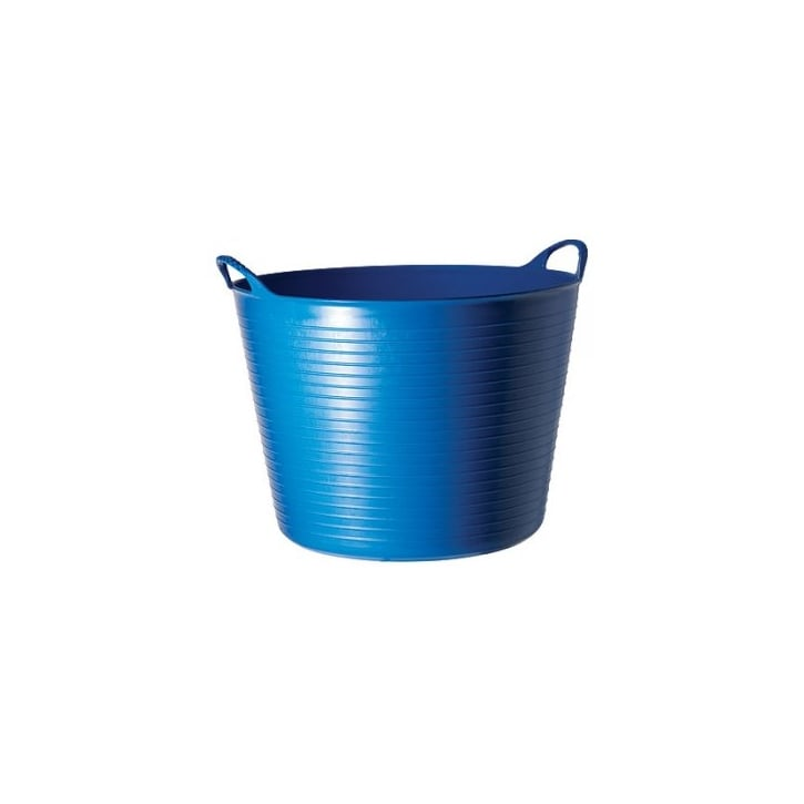 Tubtrugs Flexible Multi-Purpose Bucket Large 38 Litre Blue