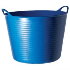 Flexible Multi-Purpose Bucket Large 38 Litre Blue