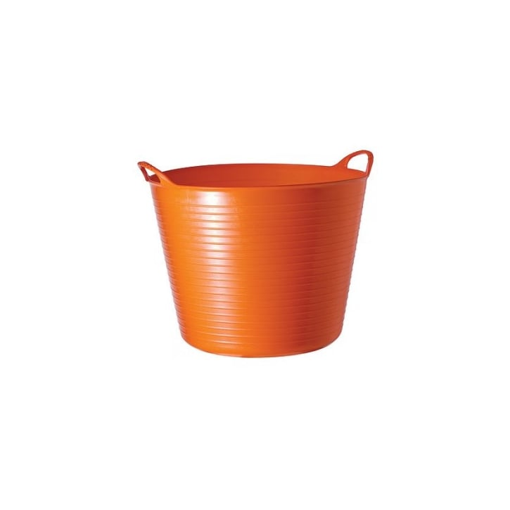 Tubtrugs Flexible Multi-Purpose Bucket Large 38 Litre Orange