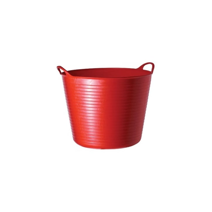 Tubtrugs Flexible Multi-Purpose Bucket Large 38 Litre Red