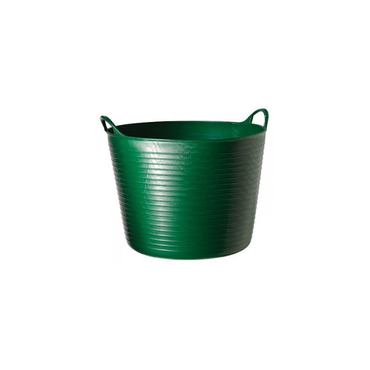 Tubtrugs Flexible Multi-Purpose Bucket Medium 26 Litre Green