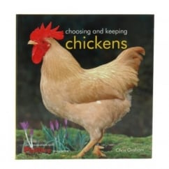 Choosing & Keeping Chickens Book by Chris Graham.