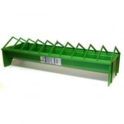 Eton Plastic Chicken Trough Feeder 50x15.5cm