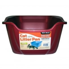 High Sided Cat Pan - Large