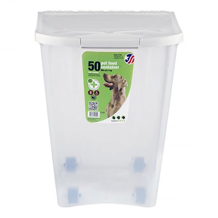 Pound Dog Food Container