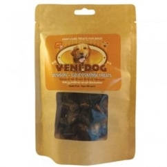 Hypo-Allergenic Pure British Venison & Glucosamine Dog Treats 100gm