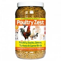 Poultry Zest for all Poultry 1.5kg