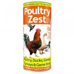 Poultry Zest for all Poultry 500gm