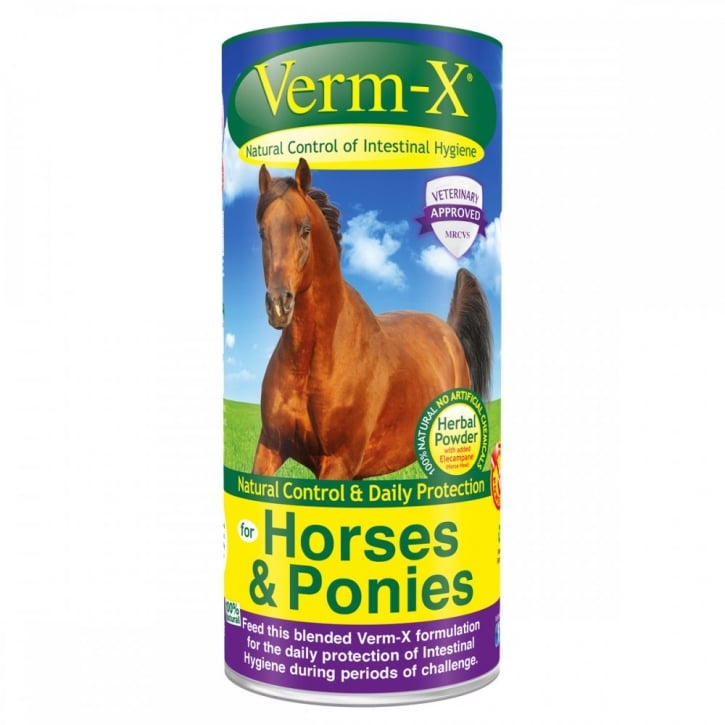 Verm-X Powder for Horses & Ponies 80gm