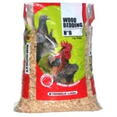 Natural Dried & Purified Wood Chip Reptile Bedding No8 - 5kg
