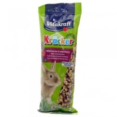 Kracker Wild Berries & Elderberry Rabbit 2 Stick pk